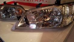 Фара. Mitsubishi Lancer Cedia