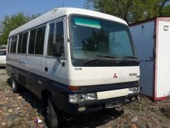 Mitsubishi Fuso Rosa. Автобус Митсубиси Фусо Роза 4вд, 4 500 куб. см., 16 мест