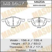 Колодка тормозная дисковая. Mazda: Axela, Premacy, Mazda5, Mazda3, Training Car, Biante Volvo: B, C30, S40, F, BL Ford Focus Ford EcoSport Двигатели...