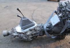 Механическая коробка переключения передач. Nissan Terrano Двигатель VG30E