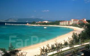Япония. Наха. Пляжный отдых. Антикризисная Япония! Окинава! Лето круглый год!