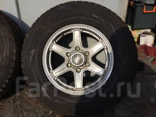 Комплект колес 245х70 R16. 7.0x16 6x139.70