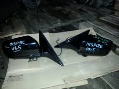 Зеркало заднего вида боковое. Honda Inspire, UA4, UA5 Honda Saber, UA5, UA4 Двигатели: J32A, J25A