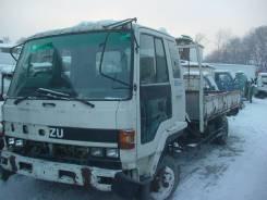 Кабина. Isuzu Forward, FRR12 Двигатель 6BG1