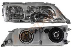 Фара. Toyota Mark II, GX100, LX100, JZX105, JZX100, JZX101 Двигатели: 1GFE, 2JZGE, 1JZGE, 2LTE