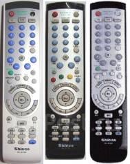 Пульты для телевизоров.