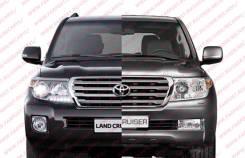 Подножка. Toyota Land Cruiser, URJ202, URJ202W, UZJ200, UZJ200W, VDJ200