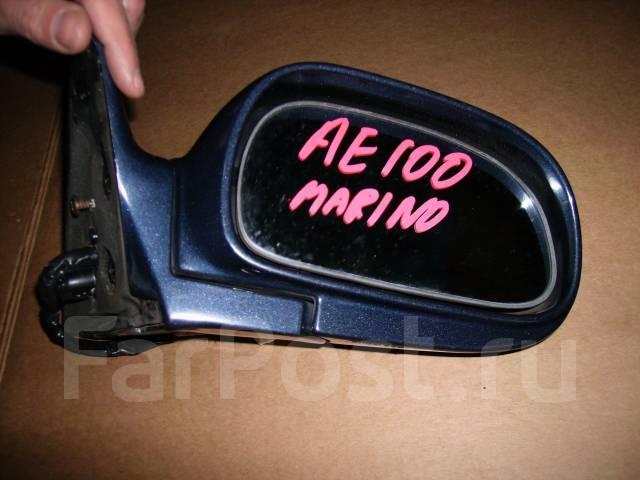 Зеркало заднего вида боковое. Toyota Sprinter Marino, AE100, AE101 Toyota Corolla Ceres, AE100, AE101