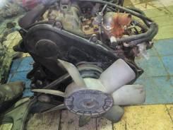 Двигатель в сборе. Toyota Mark II Двигатель 2L