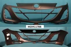 Бампер. Mazda Axela, BL3FW, BLEAW, BL5FW, BLEFP, BLFFP, BLEAP, BLEFW, BL5FP, BLFFW Mazda Mazda3, BL Двигатели: MZRCD, MZCD, MZR, MZRDISI, MZCD Y601, M...