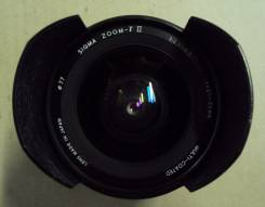 Объектив Sigma Sigma AF 21-35mm. Для Nikon