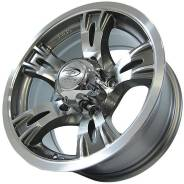Sakura Wheels. 7.0x15, 5x139.70, ET-10, ЦО 110,0мм.