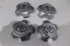 "Колпаки для литых дисков Toyota Rav4. Диаметр Диаметр: 17"", 1 шт."