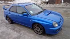 Накладка на крыло. Subaru Impreza, GD