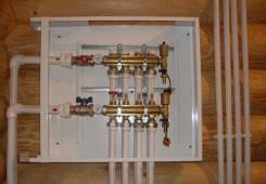 Монтаж Систем Отопления Водоснабжения и Канализации