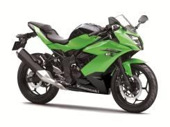 Kawasaki Ninja. 249 куб. см., исправен, птс, без пробега