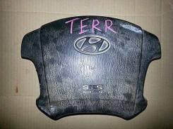 Подушка безопасности. Hyundai Terracan
