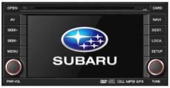 Магнитола. Subaru Forester