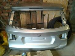 Крышка багажника. BMW X3
