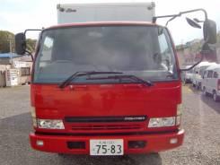 Кабина. Mitsubishi Fuso, FK61 Mitsubishi FK Двигатель 6M61
