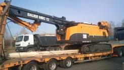 Bauer. Продается буровая установка MBG12, 3 000 куб. см.