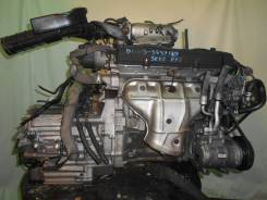 Контрактный б/у двигатель + кпп B20B + SKNA Honda