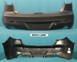 Бампер. Mazda Axela, BL3FW, BLEAW, BL5FW, BLEFP, BLFFP, BLEAP, BLEFW, BL5FP, BLFFW Mazda Mazda3, BL Двигатели: MZRCD, MZCD, MZR, MZRDISI, Y601, L5VE...