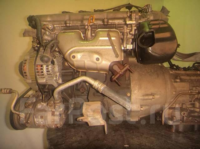 Контрактный б/у двигательGA16-DE Nissan