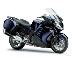 Kawasaki 1400GTR. 1 352 куб. см., исправен, птс, без пробега. Под заказ