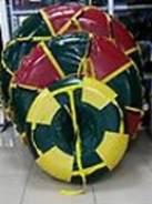 Тюбинг Ватрушка из тент ткани d-2.0м