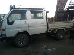 Toyota Hiace Truck. механика, 4wd, 2.5, дизель, 30 000 тыс. км