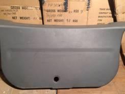 Накладка на дверь багажника. Mazda Demio, DY3R, DY5W, DY3W, DY5R