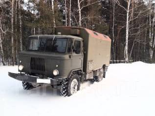 ГАЗ 66. Продается с будкой, 5 000 куб. см., 2 500 кг.