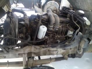 Двигатель в сборе. Mitsubishi Fuso, FK617G