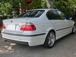 BMW 3-Series. E46, N52