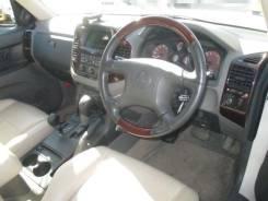 АКПП Mitsubishi Pajero 6G74 V75W 1999