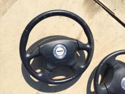 Руль STI на Subaru Impreza WRX STI 2001г + подушка airbag