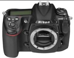 Nikon D300. 10 - 14.9 Мп, зум: без зума