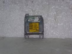 Блок управления airbag. Toyota Allion, ZZT240 Двигатель 1ZZFE