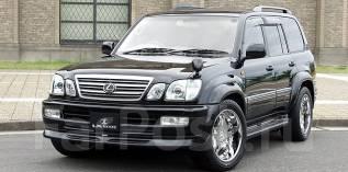 Губа. Toyota Land Cruiser Cygnus Lexus LX470