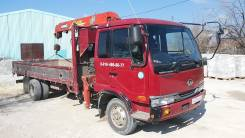 Nissan Diesel Condor. Продается манипулятор 97г, 7 000 куб. см., 5 000 кг., 9 м.