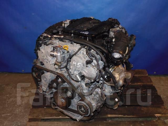 двигатель vq37vhr nissan skiline