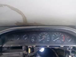 Панель приборов. Toyota Sprinter Carib, AE95, AE95G Двигатели: 4AFHE, 4AFE