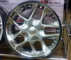 Sakura Wheels R551. 8.0x18, 6x139.70, ET10, ЦО 110,5мм.