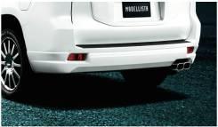 Насадка на глушитель. Toyota Land Cruiser, VDJ200, URJ202W, URJ202, GDJ150W, GDJ151W, GRJ150L, GRJ150W, TRJ150W Toyota Land Cruiser Prado, GDJ150W, GD...