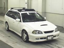 Клык бампера. Toyota Caldina