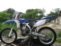 Yamaha YZ 250. 249 куб. см., исправен, птс, без пробега