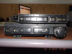 Блок управления климат-контролем. Toyota Mark II, JZX90, GX90, JZX90E Двигатели: 1JZGE, 1JZGTE, 1GFE