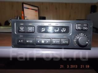 Блок управления климат-контролем. Toyota Ipsum, SXM15G, SXM10G, SXM15, CXM10, CXM10G, SXM10 Двигатели: 3CTE, 3SFE