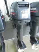 Yamaha. 9,90л.с., 2х тактный, бензин, нога S (381 мм), Год: 2015 год